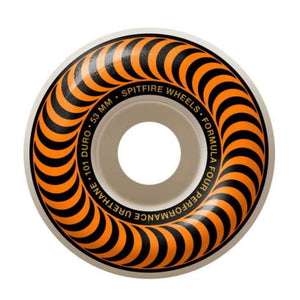 Spitfire Formula Four 101a Classic Orange 53mm
