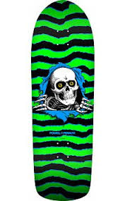 Powell Peralta Retro Deck Old School Ripper 10