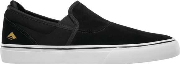 Emerica Wino G6 Slip-on Black/White