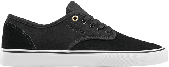 Emerica Wino Standard Shoes Black/White