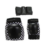 Protec Street Gear Youth 3 Pack Checkerboard