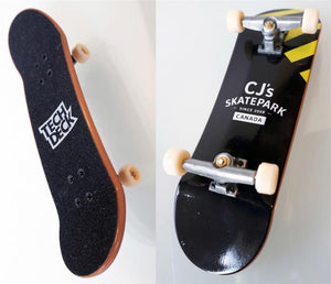 CJ's TECH DECK