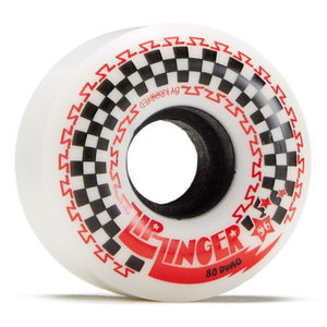 Krooked Zip Zinger 80HD White 56mm