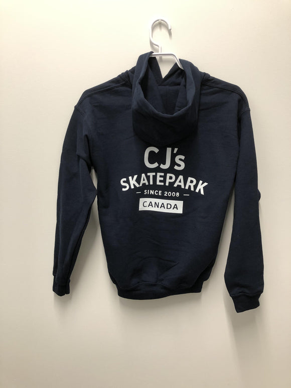 Cjs Hoodies Grey and Navy