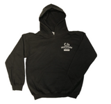 CJ's SKATEPARK YOUTH PULLOVER HOODIE BLACK