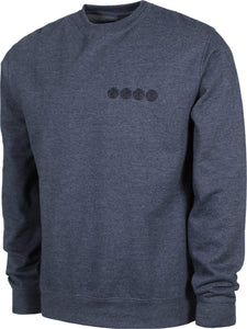 Independent Chain Cross Crewneck Sweatshirt