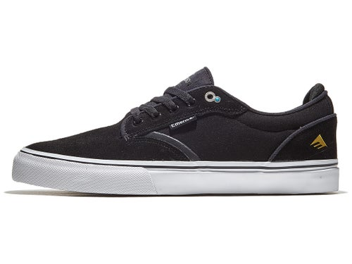 Emerica Dickson Shoes Black/White
