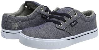 Etnies Kids Jameson 2 Eco Grey Chambray