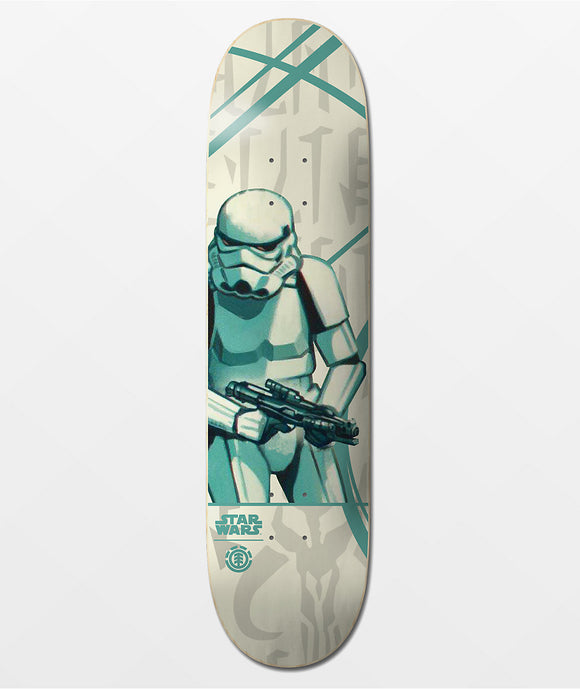 Element x Star Wars Mandalorian Storm Trooper Deck 8.25