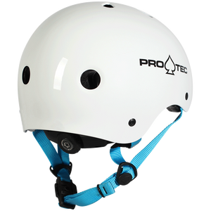 Protec Gloss White Certified Youth Small