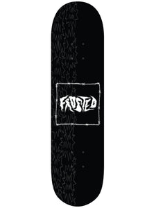 Frosted Logo 8.0""