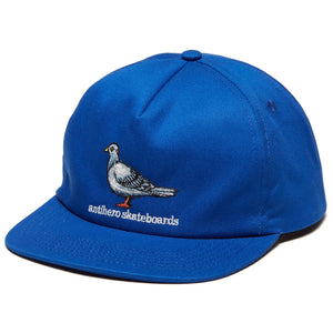 Anti hero Pigeon Snapback (in Grey or Blue)