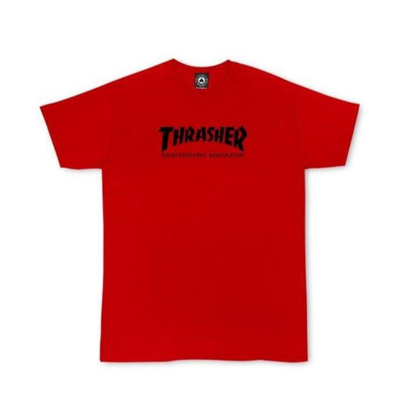 Thrasher Youth Tee Red