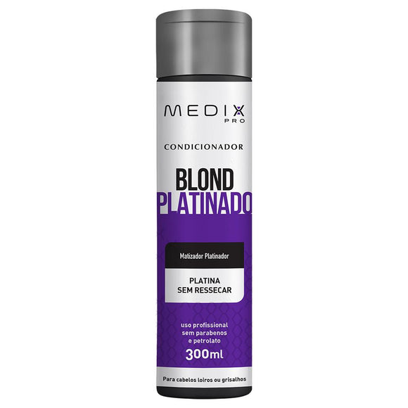 Condicionador Blond Platinado Medix - Shop Shop Beauty