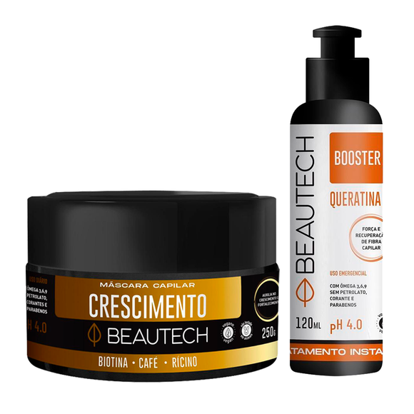 Kit Super Crescimento Beautech