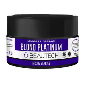 Máscara Blond Platinum Beautech - Shop Shop Beauty