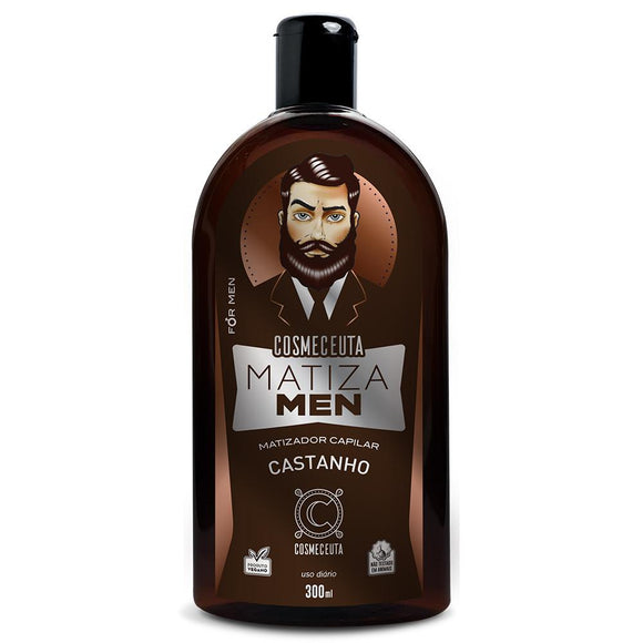 Matiza Men Castanho Cosmeceuta - Shop Shop Beauty