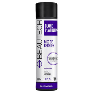 Shampoo Blond Platinum Beautech - Shop Shop Beauty
