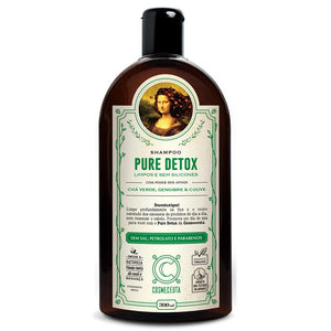 Shampoo Pure Detox Cosmeceuta - Shop Shop Beauty