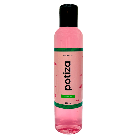 Shower Gel de Melancia Potiza