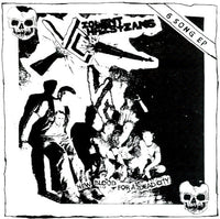 "Violent Christians - New Blood for a Dead City 7"" **PRE ORDER**"