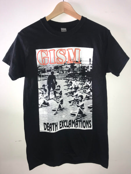 GISM Death Exclamations Bootleg T