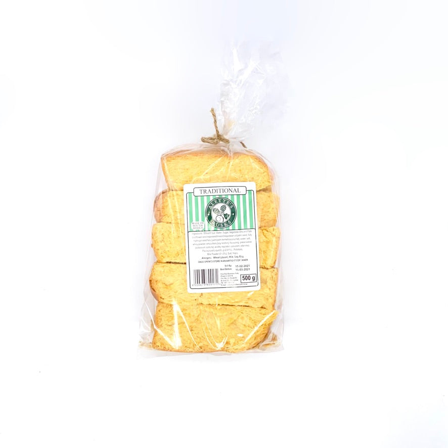 Traditional Rusks - 500g