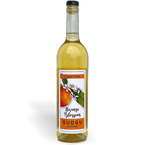 Gudgu Orange Blossom Sugar-Free 750ml - Mac Banana Online