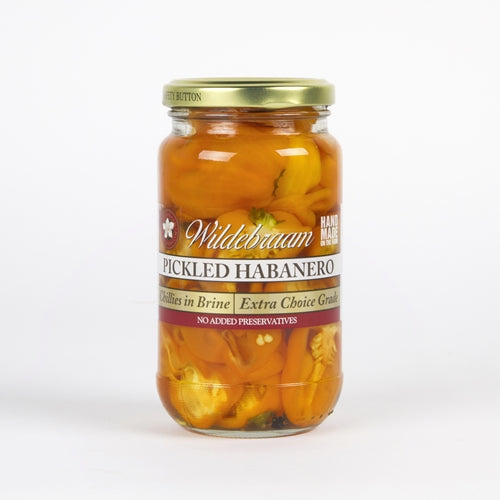 Pickled Habaneros