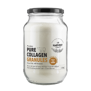 Premium Pure Collagen Granules - Mac Banana Online