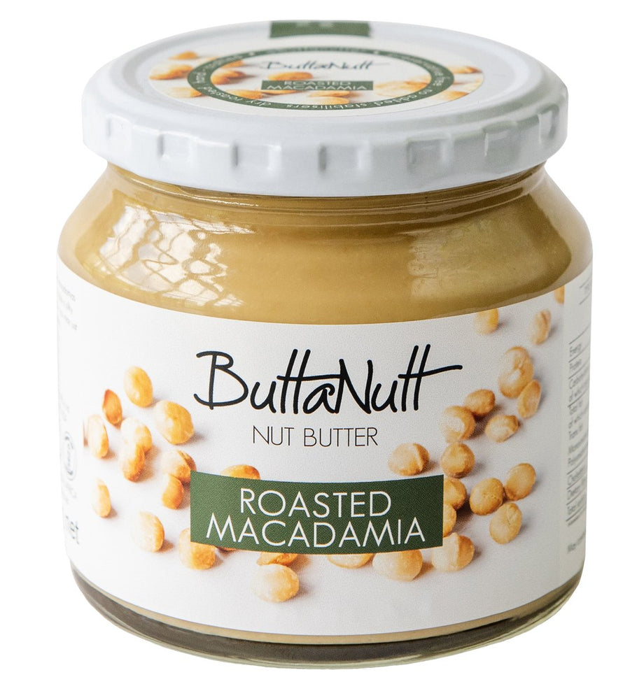 Roasted Macadamia Nut Butter