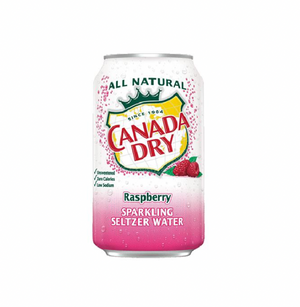 Canada Dry Rasberry 355ml - Mac Banana Online