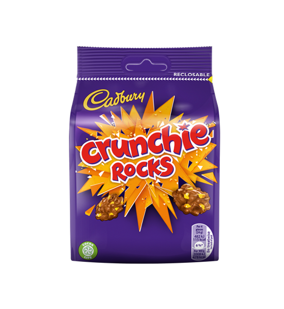 Crunchie Rocks