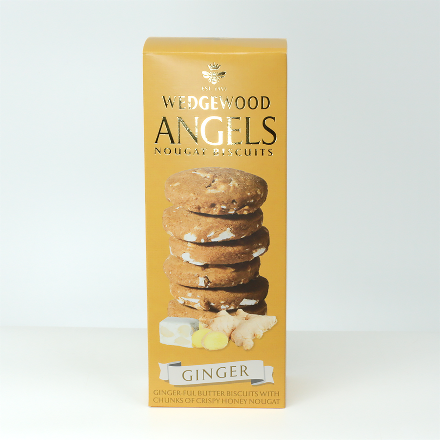 Angels Honey Nougat Biscuits