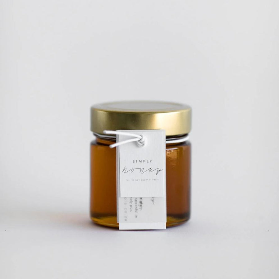 100% Raw Honey