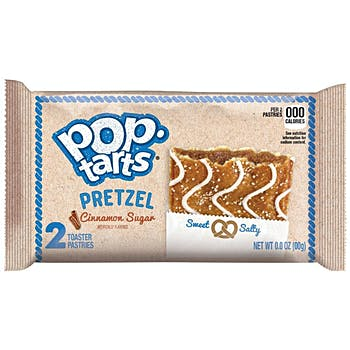 Pop Tarts Pretzel Cinnamon Sugar 2 Pack