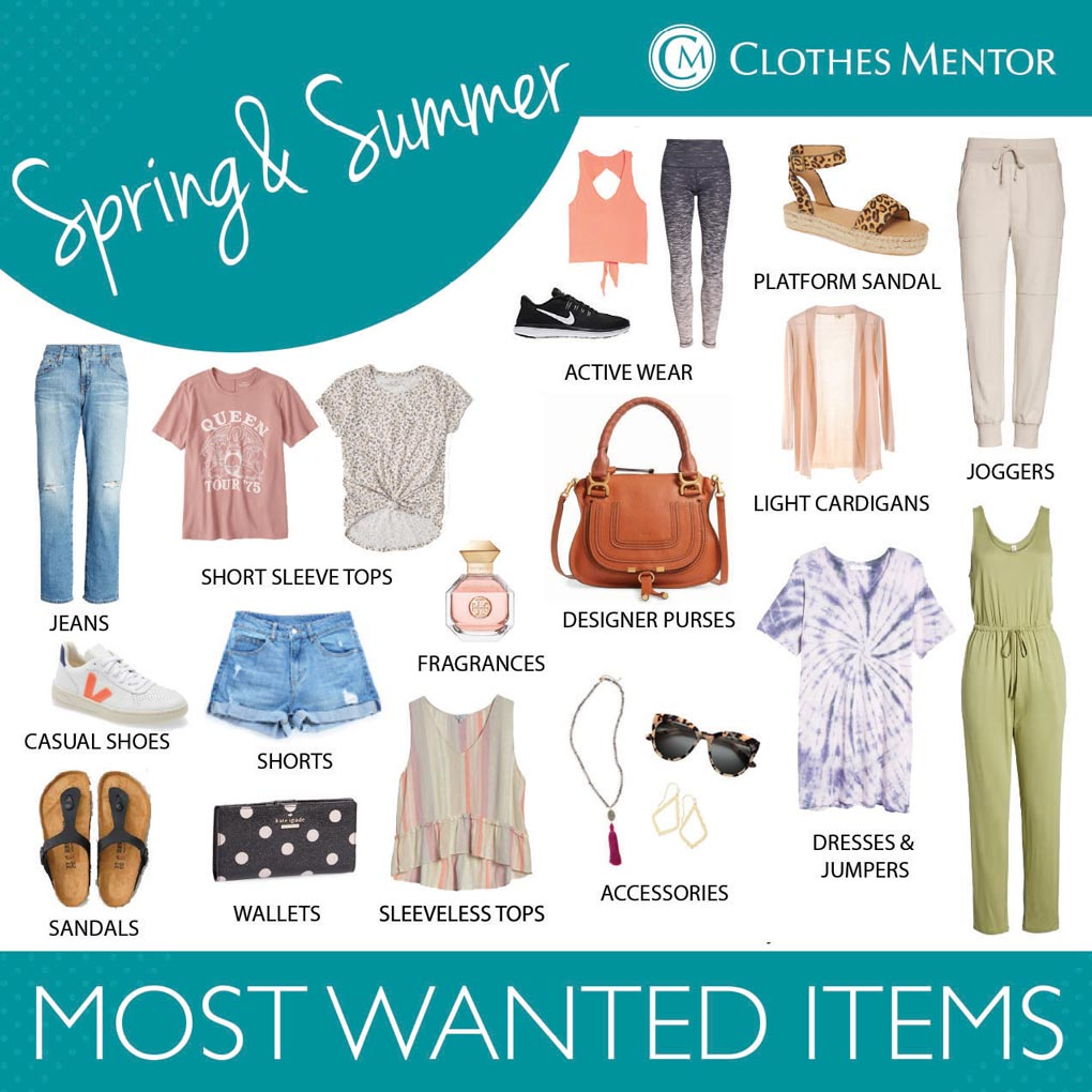 Spring Most Wanted Items