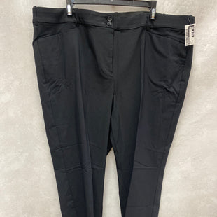 Primary Photo - BRAND: LANE BRYANT STYLE: PANTS COLOR: BLACK SIZE: 24 SKU: 193-193138-7938