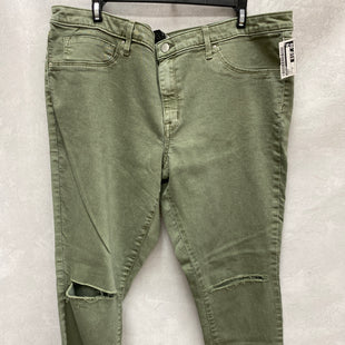Primary Photo - BRAND: MOSSIMO STYLE: PANTS COLOR: GREEN SIZE: 18 SKU: 193-19357-55526