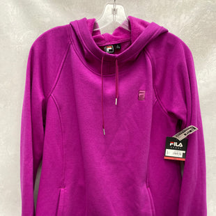 Primary Photo - BRAND: FILA STYLE: SWEATSHIRT HOODIE COLOR: PINK SIZE: L SKU: 193-193138-7592