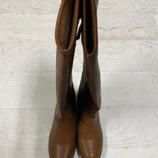 Primary Photo - BRAND:    CLOTHES MENTOR STYLE: BOOTS KNEE COLOR: BROWN SIZE: 8.5 SKU: 193-19357-54148