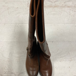 Primary Photo - BRAND: ALEX MARIE STYLE: BOOTS KNEE COLOR: BROWN SIZE: 8.5 SKU: 193-19364-55201