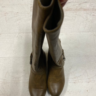 Primary Photo - BRAND:    CLOTHES MENTOR STYLE: BOOTS KNEE COLOR: BROWN SIZE: 9 SKU: 193-19357-53185