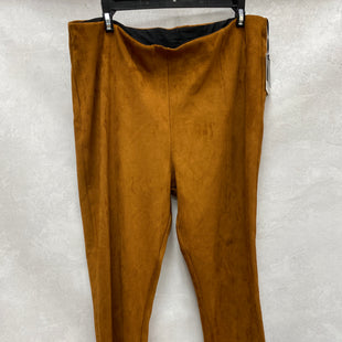 Primary Photo - BRAND: SIMPLY VERA STYLE: PANTS COLOR: BROWN SIZE: XL SKU: 193-193125-2764