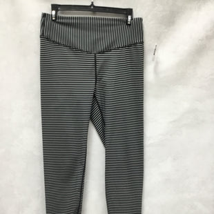 Primary Photo - BRAND: GAPFIT STYLE: ATHLETIC PANTS COLOR: STRIPED SIZE: M SKU: 193-193117-8531