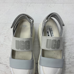Primary Photo - BRAND: UGG STYLE: SHOES ATHLETIC COLOR: WHITE SIZE: 11 SKU: 193-193138-6393