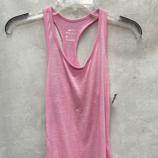 Primary Photo - BRAND: NIKE APPAREL STYLE: ATHLETIC TANK TOP COLOR: PINK SIZE: XS OTHER INFO: NEW! SKU: 193-193113-8574