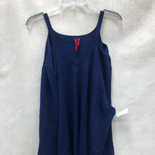 Primary Photo - BRAND:    CLOTHES MENTOR STYLE: TOP LONG SLEEVE COLOR: BLUE SIZE: 3X SKU: 193-193153-750