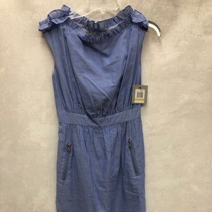 Primary Photo - BRAND: MARC NEW YORK STYLE: DRESS SHORT SLEEVELESS COLOR: DENIM SIZE: XS OTHER INFO: NEW! SKU: 193-193135-10063