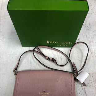 Primary Photo - BRAND: KATE SPADE STYLE: HANDBAG DESIGNER COLOR: PINK SIZE: SMALL SKU: 193-193113-7542